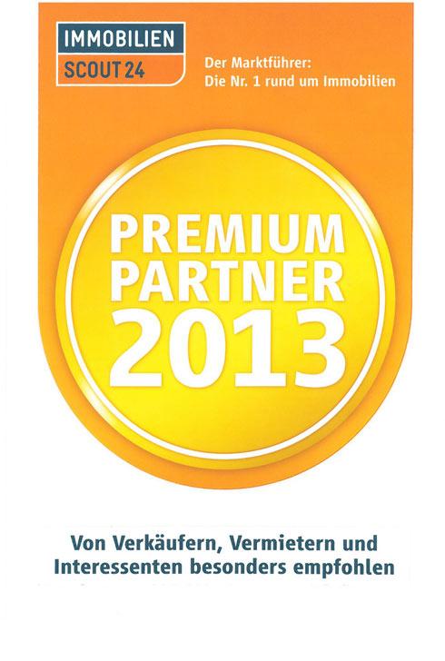 Premium Partner 2013