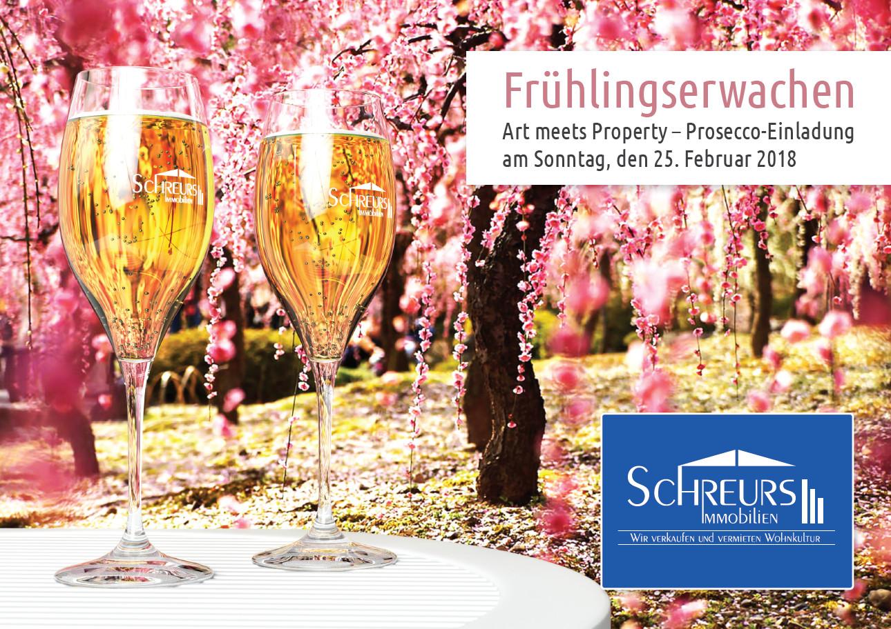Frühlingserwachen am Krefelder Stadtwald
