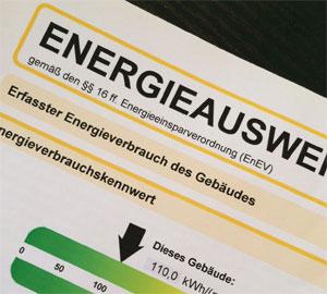 Energieausweis wird Pflicht