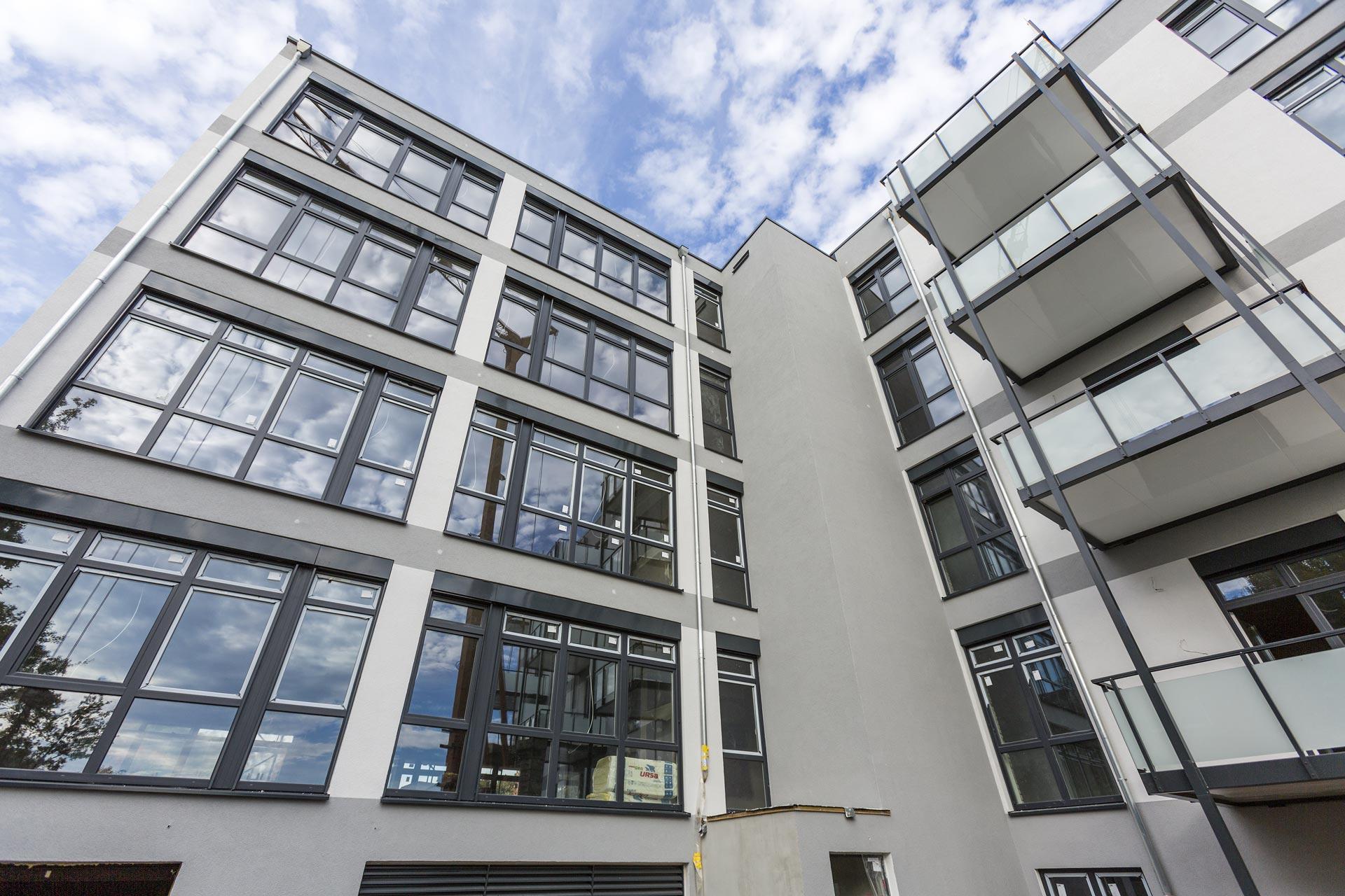 Immobilie mit 20 Lofts in Krefeld