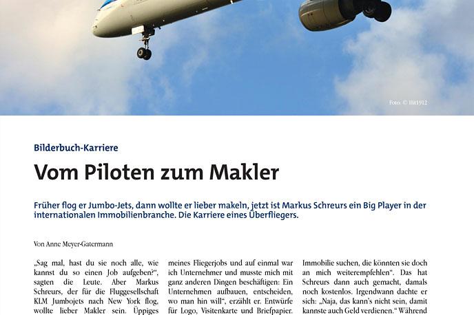 Vom Piloten zum Makler