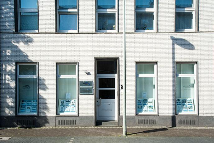Immobilienbüro in Hüls