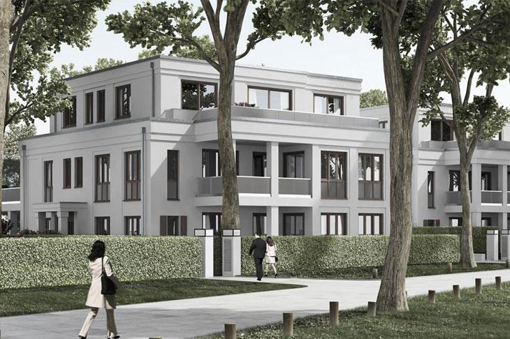 Eigentumswohnungen in Krefeld