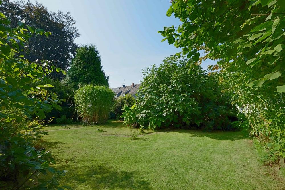 In Diesem Garten Kann Man Urlaub Machen Siedlungshauschen Wartet