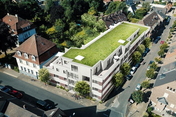 Neubau Wohnung kaufen in Hüls