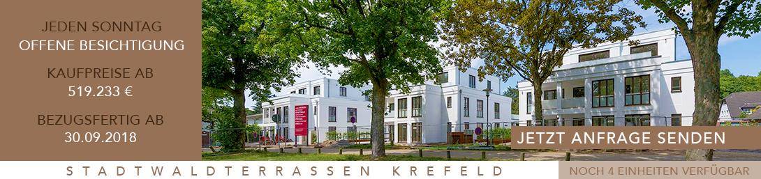 Eigentumswohnungen am Stadtwald