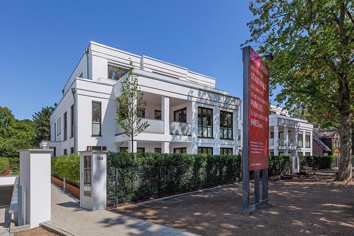 Wohnung kaufen am Krefelder Stadtwald